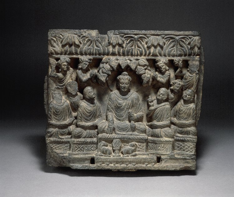 Curating The Life Of The Buddha At The British Museum The Wonder House