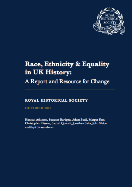 RHS Race, Ethnicity & Equality Report